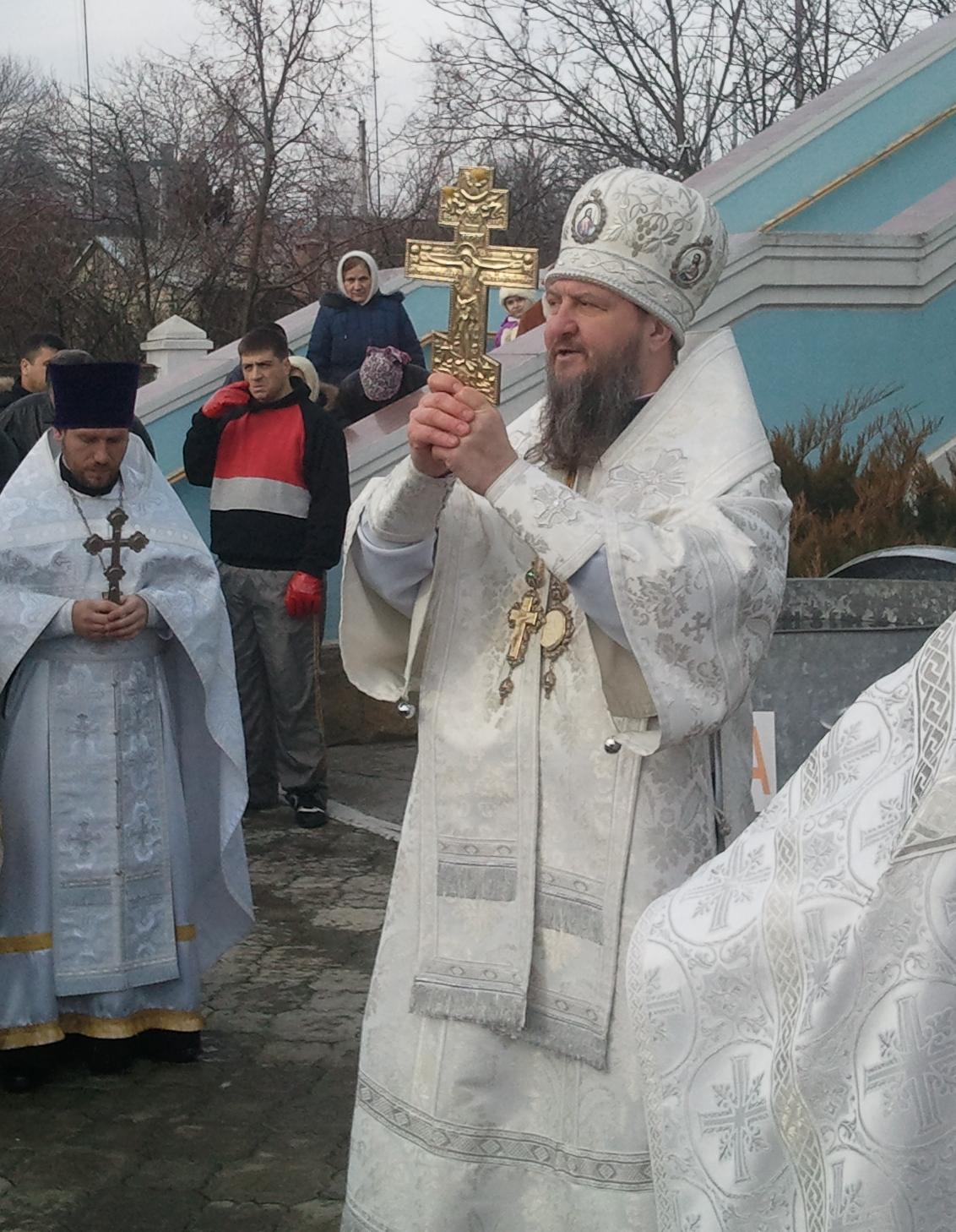 Архиепископ Савва